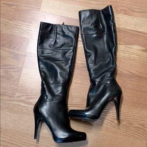 Nine West heel boots. New!